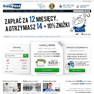Strona superhost.pl